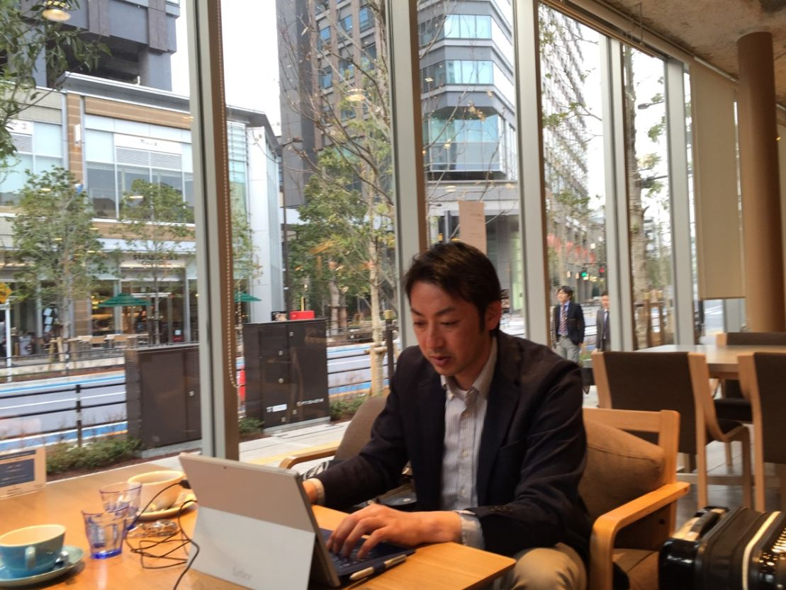 東京0304カフェ