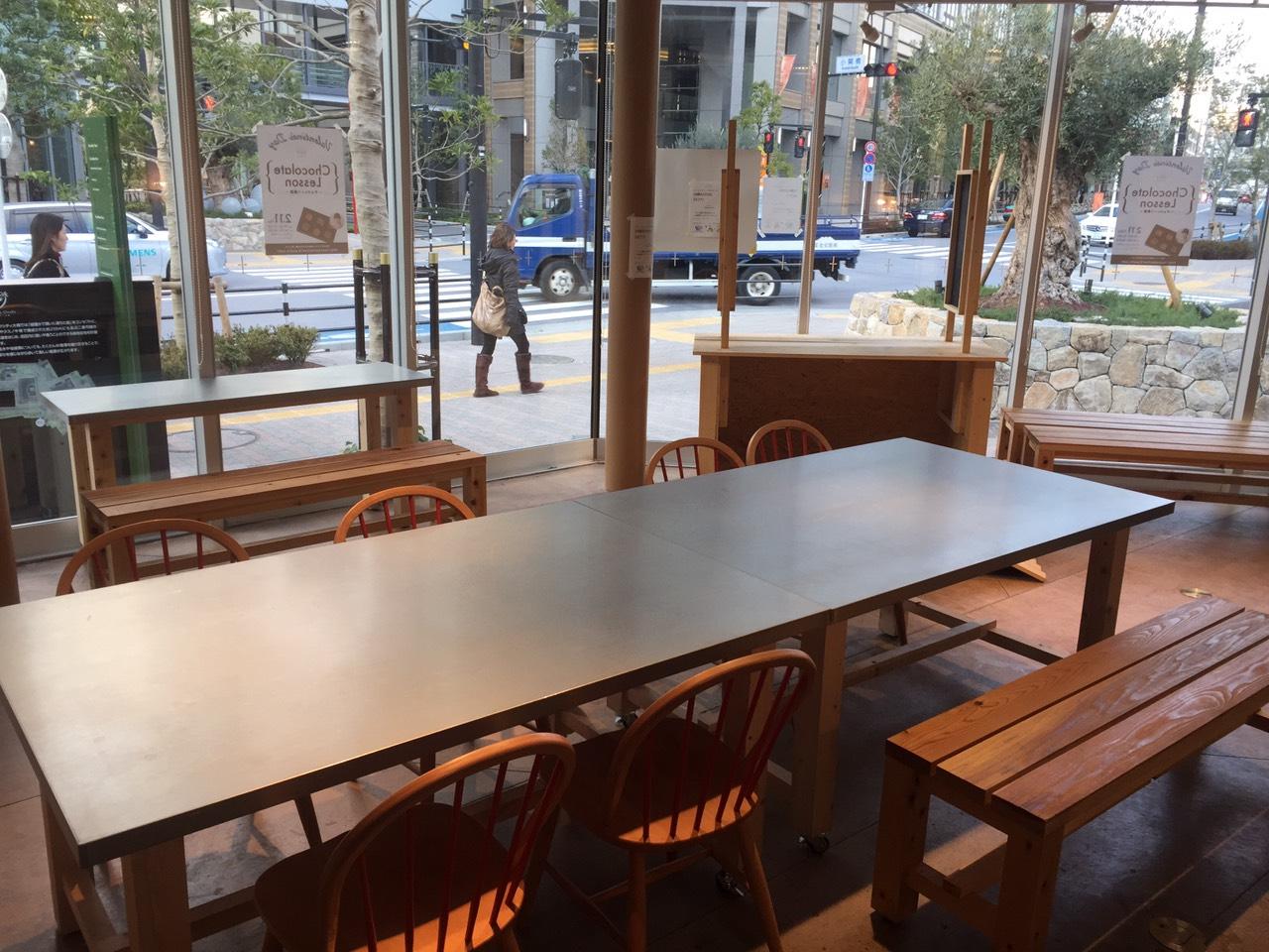 座談会カフェ